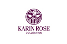KARIN ROSE香凛玫瑰LOGO设计